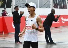 日本記録更新の大迫傑はシカゴマラソンで日本人らしからぬ走り方だった