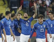 イタリア代表、再生への長い道のり。「昔々、点の獲れるCFがいた」