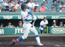 花咲徳栄・野村佑希はマン振りせず58本塁打。仰天練習で体力強化した