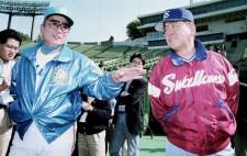 「史上最高の日本シリーズ」は森祇晶と野村克也の「不動」の戦いだった