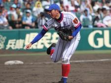 無名捕手→甲子園8強投手へ。鶴田克樹は「育成からでも這い上がる」