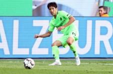 日本代表の若手の勢いを見た原口元気は「自分の強み」を考えた