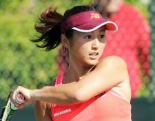 どん底で引退も考えた土居美咲。復活のきっかけは無名少女とのテニス