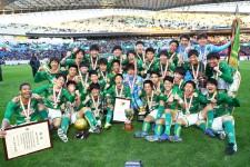 高校選手権を制した青森山田の主張。「雪国だからこそ成長できる」