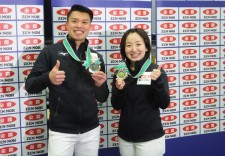 カーリング「藤澤山口」が連覇。世界1位へ必要な武器を手に入れた