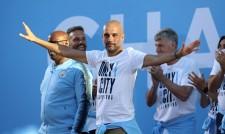 グアルディオラ流がイングランド代表を高みへ押し上げる シャビ「昨季シティは素晴らしかった」
