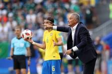 """ブラジル代表監督チッチが思う""""ロシアW杯ベストプレイヤー""""は? TOP3を語る「アザールには少し怒っている」"""