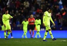 バルサに蘇る昨季の悪夢 スペイン国王杯は捨てるべきなのか