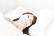 就寝中のマスク 恐ろしい弊害も