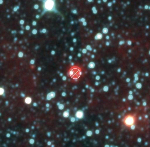 IRAS 16552-3050